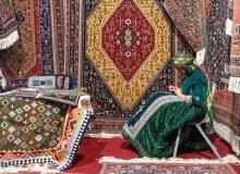 نوسانات صادرات فرش ایران در ۶ سال اخیر+جدول