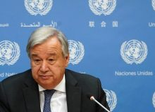 گوترش درباره درخواست آمریکا برای بازگشت تحریم ایران: نمیتوان کاری انجام داد