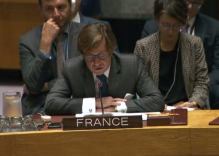 فرانسه به ادعای آمریکا علیه ایران پاسخ داد