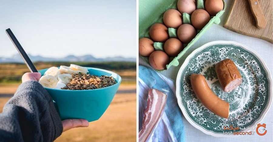 با سالم ترین صبحانه های جهان آشنا شوید!