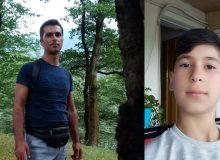 زنده زنده سوختن پسر نوجوان و پدرش در تنکابن