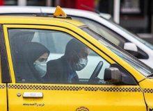 جریمه یک میلیونی در انتظار رانندههای بدون ماسک