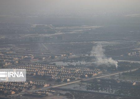 افزایش آلودگی هوای در شهرهای پرجمعیت و صنعتی