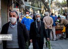 ورود به خیابانهای شهر بدون ماسک ممنوع