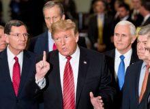 روگردانی جمهوریخواهان از ترامپ در واپسین روزها تا انتخابات ۲۰۲۰