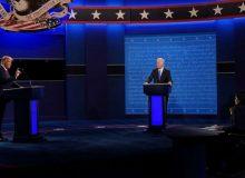 آخرین مناظره بایدن و ترامپ؛ از بحران کرونا تا ادعای دخالت خارجی در انتخابات آمریکا