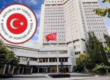 واکنش ترکیه به بیانیه مشترک یونان، مصر و قبرس