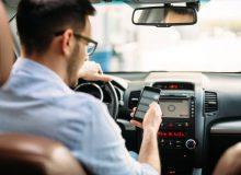 نتیجه پیامکبازی در زمان رانندگی