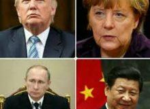 مردم به کدام رهبران جهان اعتماد دارند؟