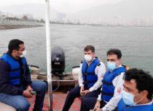 آغاز عملیات ویژه برای جستجوی تمساح در دریاچه چیتگر
