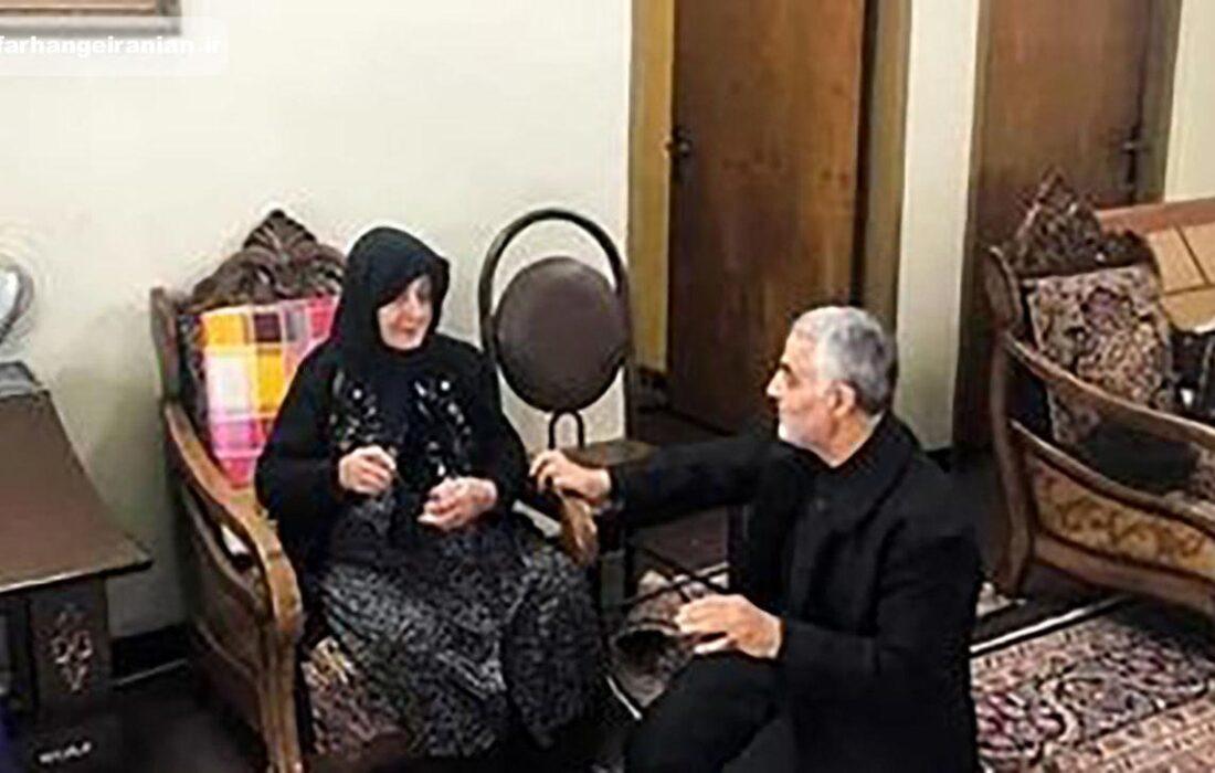دکتر منافق مشهدی قصد قتل سردار سلیمانی را داشت