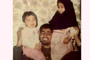 حاج قاسم و فرزندانش