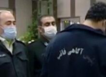 بازداشت مارمولک در تهران / او لباس روحانی و ۵ بادیگارد داشت