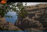 مستندي كوتاه درباره قلعه ميمون دژ الموت واقع شمال روستاي شمس كلايه شهر معلم كلايه