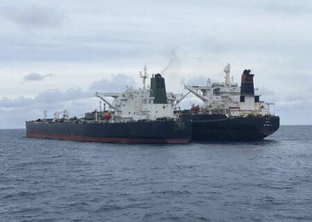 اندونزی: نفتکش توقیف شده ایران برای تحقیقات بیشتر در مسیر جزیره باتام قرار دارند