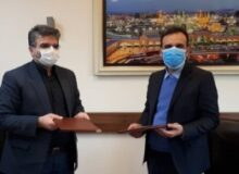 فدراسیون کبدی و آستان قدس رضوی تفاهم نامه همکاری امضا کردند