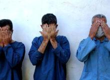 دستگیری دالتون های نیشابور