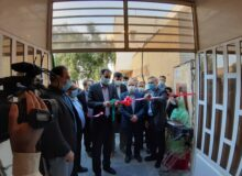 دفتر جدید هیات هاکی استان خوزستان افتتاح شد