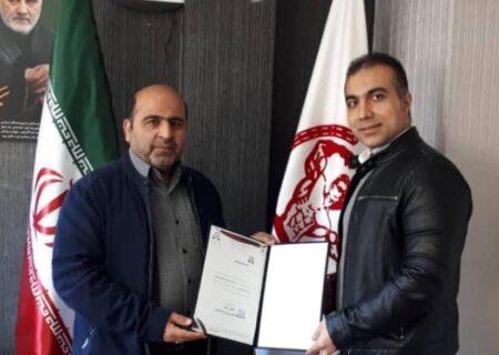 مسئول کمیته بازرسی پرورش اندام استان تهران منصوب شد