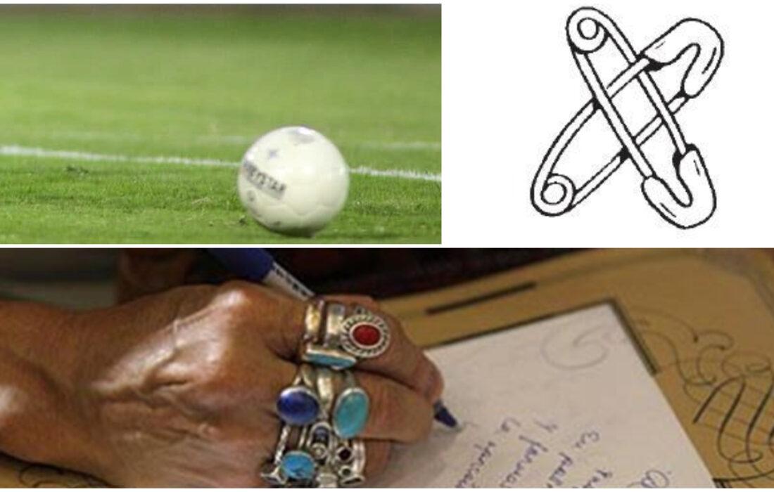 نشانه های همکاری با جادوگر در ورزشگاه خانگی تیم لیگ برتری!