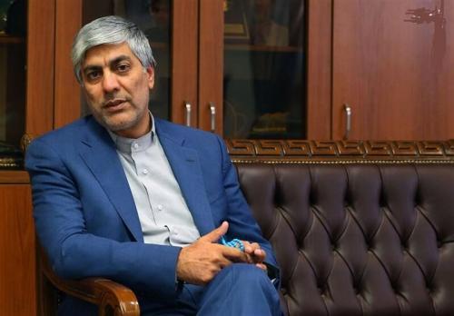 هاشمی: من و حمایت از سوی وزارت ورزش ؟ قضیه بر عکس است