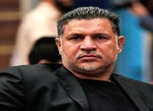 واکنش جالب علی دایی به احتمال شکستن رکوردش توسط رونالدو