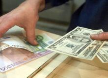 مسیر متفاوت دلار و یورو در در بازار متشکل