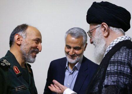 رهبر انقلاب: سردار حجازی عمری سراپا مجاهدت داشت و نیرویی یکسره در خدمت اسلام و انقلاب بود
