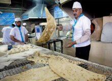دبیر ستاد تنظیم بازار: تصمیمی برای افزایش قیمت نان نداریم