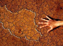 بلایی که دارد سر «خاک» ایران میآید
