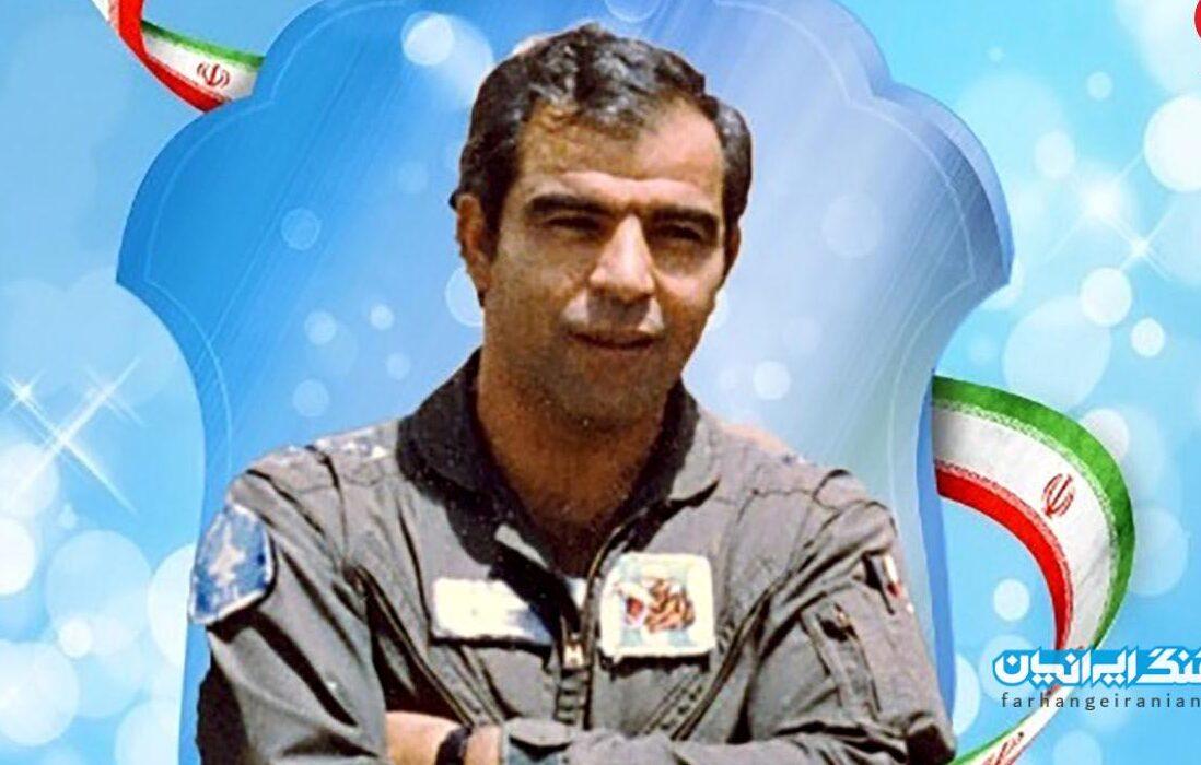 """کشف پیکر خلبان شهید"""" اف ۴ """"ایران بعد از ۳۲ سال در خاک عراق"""