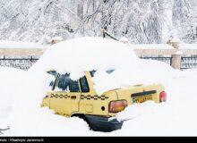 کولاک شدید برف و انسداد ۱۶ محور کشور/ هشدار جدی سازمان راهداری درباره سفر