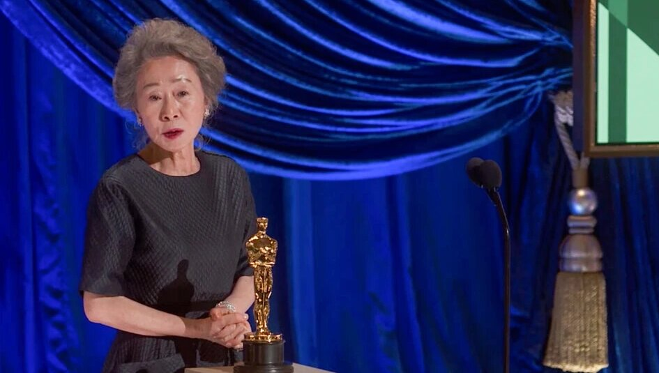 نخستین بازیگر کرهای که اسکار گرفت