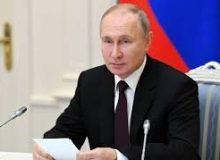 پوتین: امیدواریم مسائل پیرامون برجام به چارچوب پیشین خود بازگردند