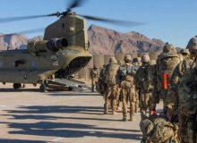 روند واگذاری پایگاههای آمریکا به نیروهای دولت افغانستان آغاز شد