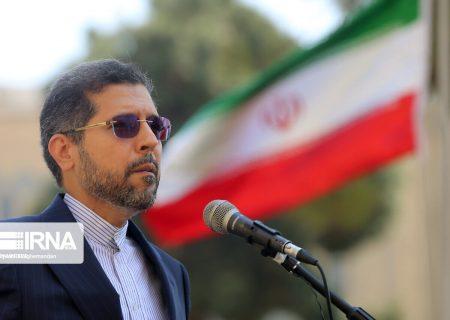 خطیبزاده: خبر تبادل زندانیها میان ایران و آمریکا تأیید نمیشود