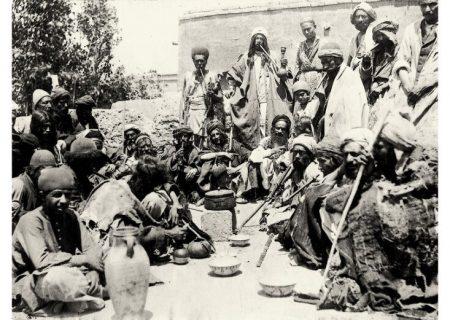 تصاویر ایران قدیم در نمایشگاه عکس های سوروگین مسکو