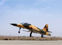 شهادت ۲ خلبان در حادثه فنی جنگنده ها بر روی زمین