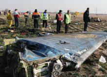 تیم جرم شناسی کانادا: حادثه هواپیمای اوکراینی عمدی نبود