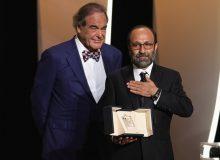 اصغر فرهادی برنده «جایزه بزرگ» جشنواره کن شد