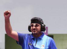 تیر ورزشکار ایران به «طلا» خورد/ کسب اولین نشان زرین توسط فروغی