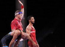 المپیک توکیو| صعود گرایی به نیمه نهایی با غلبه بر قهرمان جهان
