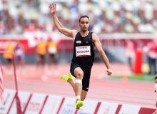 خسروانی چهارمین طلای ایران در پارالمپیک را تصاحب کرد