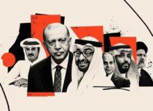 رمزگشایی اکونومیست از تمایل دشمنان قدیمی در خاورمیانه به صلح و آشتی