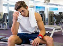 چرا حین فعالیت بدنی خسته می شویم؟
