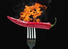 مصرف غذاهای تند برای سلامتی ما مفید است؟