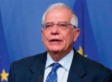 بورل: ۱+۴ نشستی درباره توافق هستهای ایران در نیویورک نخواهد داشت
