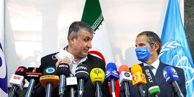 تعاملات ایران و آژانس در ۶ ماه گذشته؛ از سفر گروسی به تهران تا صدور بیانیه مشترک با اسلامی