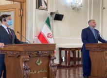 امیرعبداللهیان: مادورو به تهران سفر میکند/ امضای سند همکاریهای ۲۰ ساله تهران و کاراکاس؛ به زودی