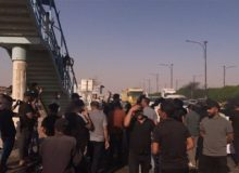 تظاهرات در شهرهای عراق در اعتراض به نتایج انتخابات/گروههای مقاومت: معترضان حق تظاهرات دارند